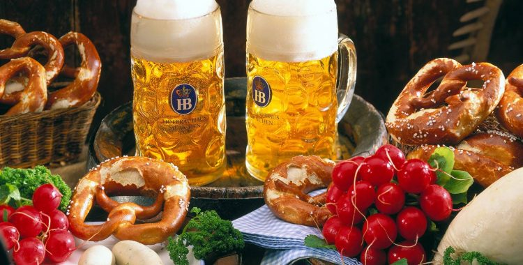 10 German dishes